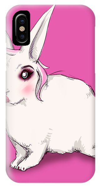 Rights iPhone Case - Animal Testing by Ludwig Van Bacon
