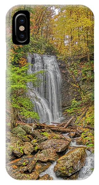 Anna Ruby Falls Left IPhone Case