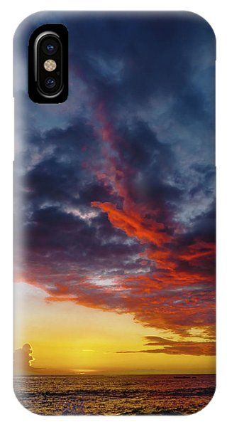 Another Colorful Sky IPhone Case
