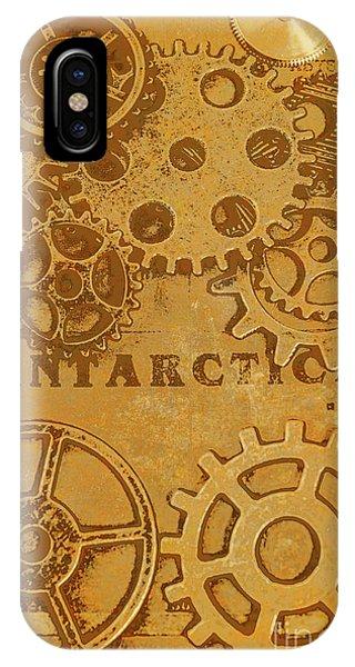 Technology iPhone Case - Antarctech by Jorgo Photography - Wall Art Gallery