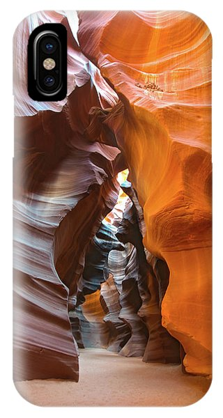 IPhone Case featuring the photograph Antelope Canyon Glorious by Mark Duehmig