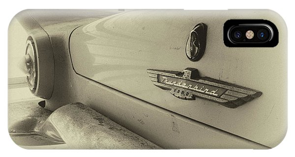 Antique Classic Car Vintage Effect IPhone Case
