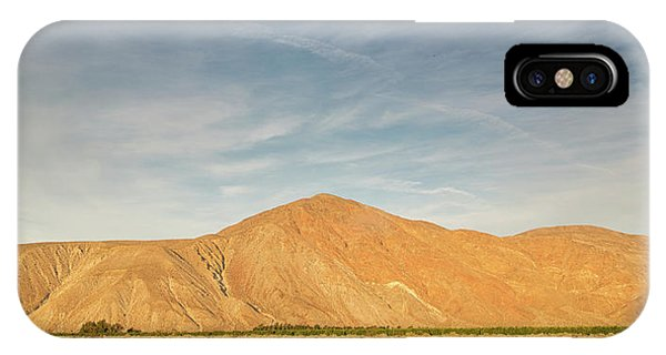 Anza Borrego Sunset IPhone Case