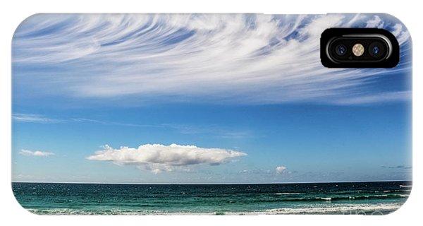 Aotearoa - The Long White Cloud, New Zealand IPhone Case