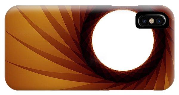 iPhone Case - Aperture - Focus by Michal Boubin