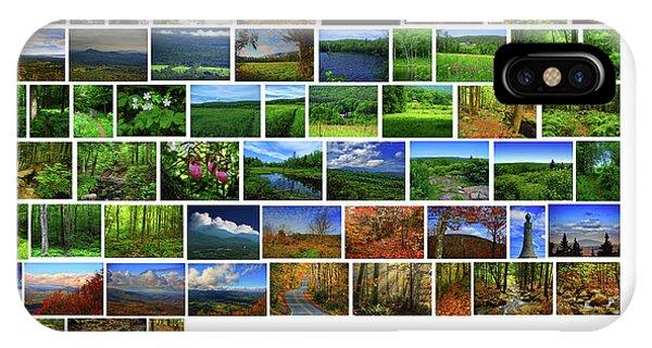 IPhone Case featuring the photograph Appalachian Trail Massachusetts by Raymond Salani III