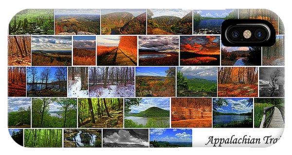 IPhone Case featuring the photograph Appalachian Trail West Virginia Through Massachusetts by Raymond Salani III
