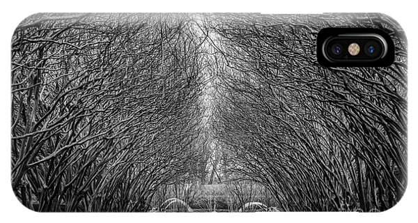 IPhone Case featuring the photograph Arches by Dheeraj Mutha