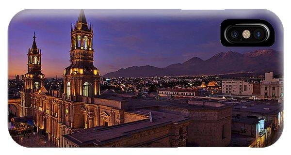 Arequipa Is Peru Best Kept Travel Secret IPhone Case
