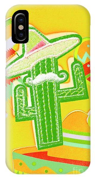 Cacti iPhone Case - Arid Amigo  by Jorgo Photography - Wall Art Gallery