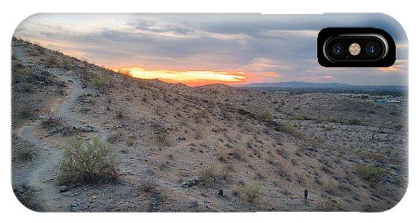 Arizona Desert IPhone Case