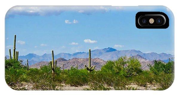 Arizona Desert Hidden Valley IPhone Case