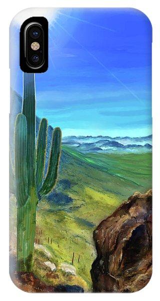 Arizona Heat IPhone Case