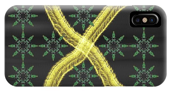 iPhone Case - Art Deco Design 3 by Joan Stratton
