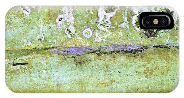 IPhone Case featuring the photograph Art Print Patina 50 by Harry Gruenert