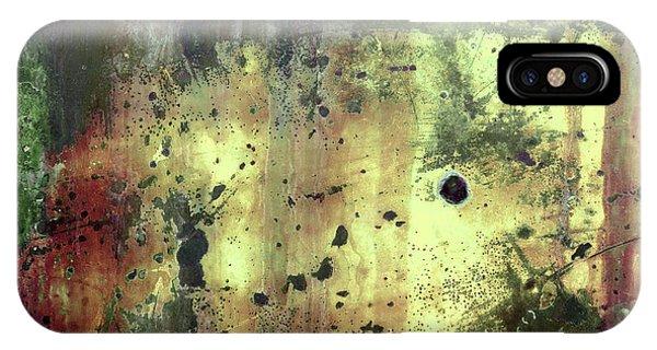 IPhone Case featuring the photograph Art Print Patina 54 by Harry Gruenert