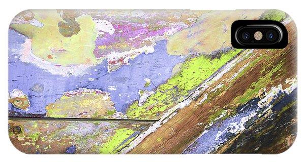 IPhone Case featuring the photograph Art Print Patina 56 by Harry Gruenert