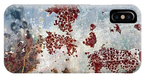 IPhone Case featuring the photograph Art Print Patina 58 by Harry Gruenert