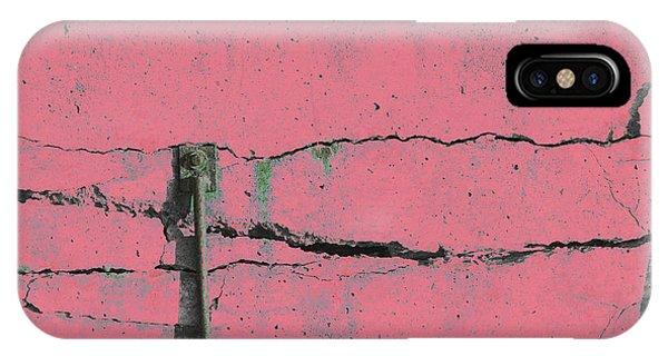 IPhone Case featuring the photograph Art Print Walls 50 by Harry Gruenert