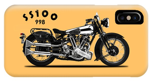 100 iPhone Case - The Ss100 1938 by Mark Rogan