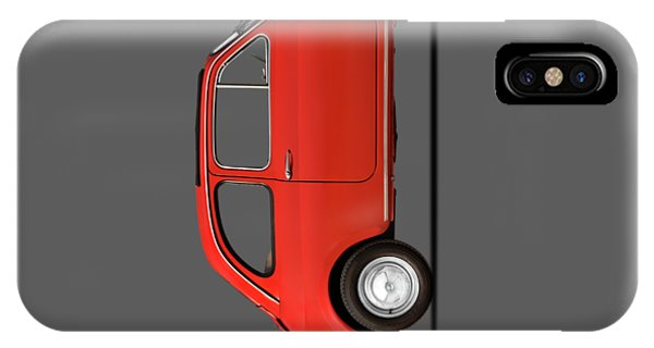 1972 iPhone Case - Original 500 by Mark Rogan