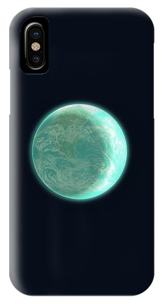 Nasa iPhone Case - Pale Blue Dot by Eric Fan
