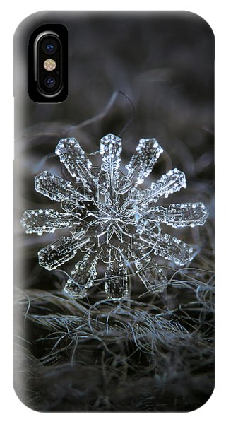 December 18 2015 - Snowflake 3 IPhone Case