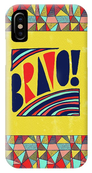 Bravo IPhone Case