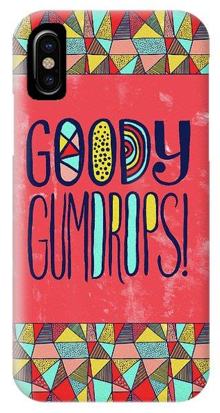 Goody Gumdrops IPhone Case