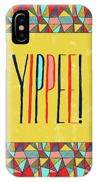 Yippee IPhone Case