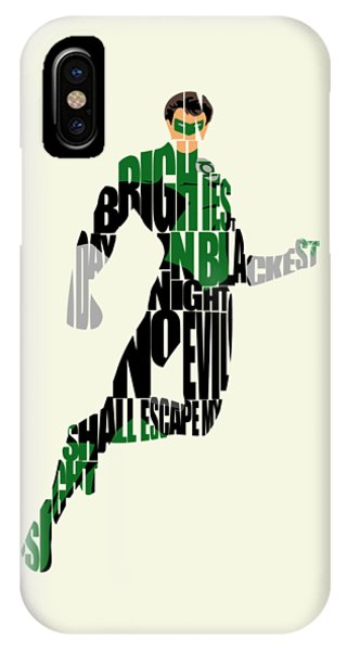 Green Lantern IPhone Case