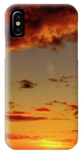 As The Sun Touches IPhone Case