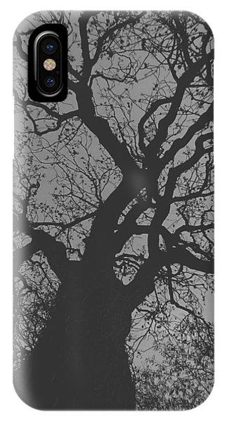 Ash Tree IPhone Case
