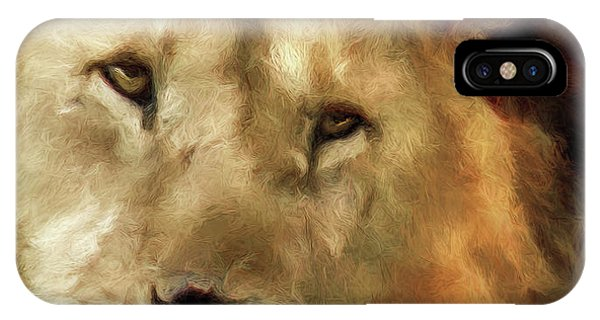 Aslan IPhone Case