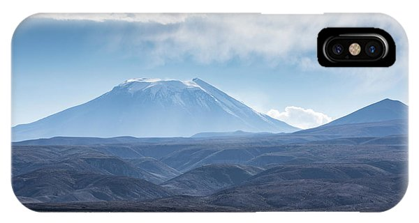 Atacama Volcano IPhone Case