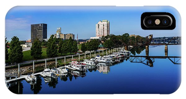 Augusta Ga Savannah River 2 IPhone Case