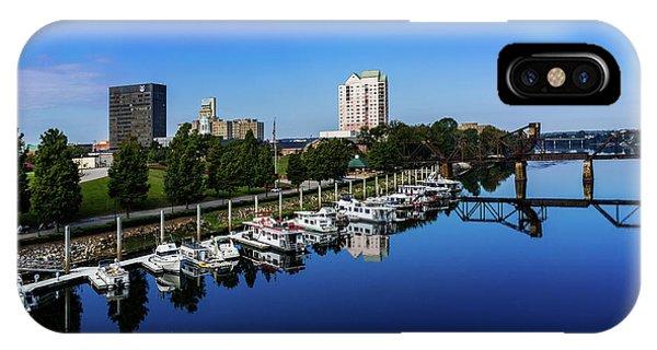 Augusta Ga Savannah River 2 IPhone Case