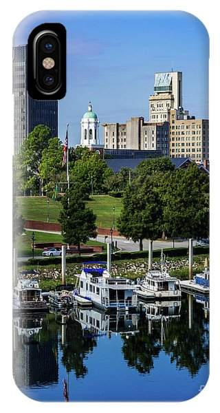 Augusta Ga Savannah River 3 IPhone Case
