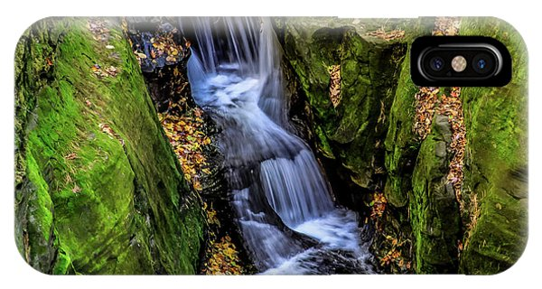 Autumn At Pewits Nest IPhone Case
