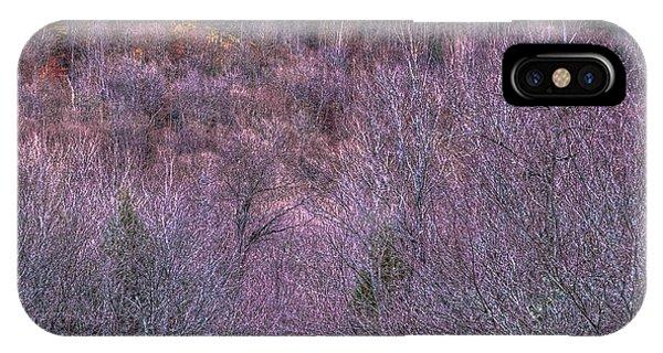 iPhone Case - Autumn Hillside by David Patterson