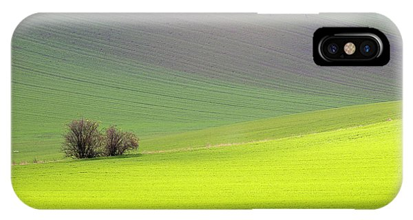 Autumn In South Moravia 13 IPhone Case