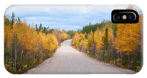 Autumn In Ontario IPhone Case