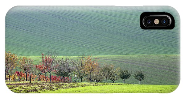 Autumn In South Moravia 18 IPhone Case