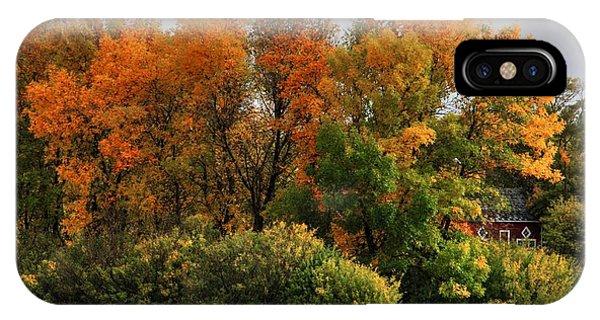 Autumn Is Nigh  IPhone Case