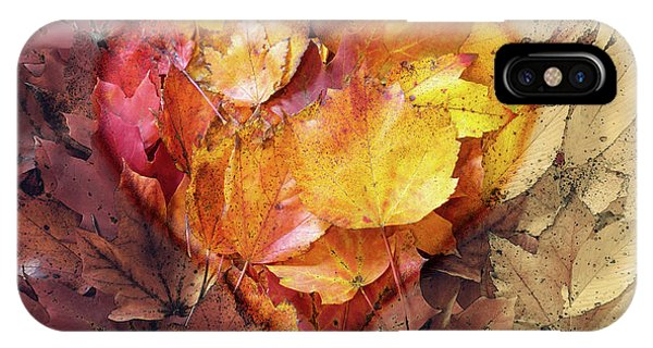 Autumn Love IPhone Case