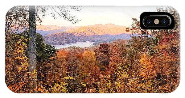 IPhone Case featuring the photograph Autumn Magic by Rachel Hannah