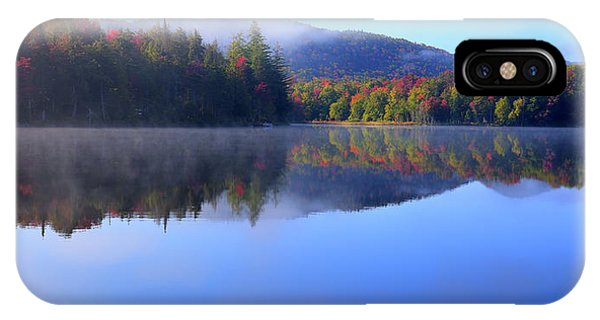 iPhone Case - Autumn Mist by David Patterson