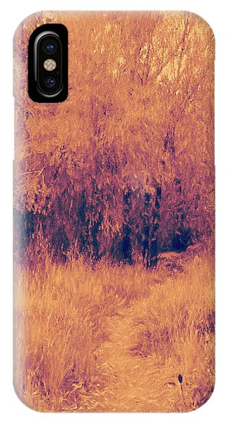 Autumn Mystery IPhone Case