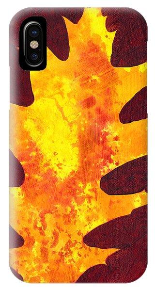 Autumn Oak 2 IPhone Case