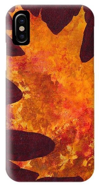 Autumn Oak 6 IPhone Case